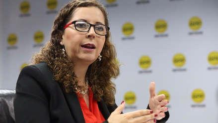 Rosa Bartra lamentó omisión en mensaje de Vizcarra sobre casos Toledo y Odebrecht