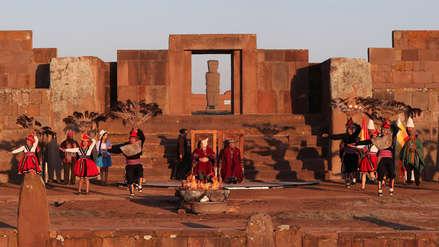 Arqueólogos descubren ciudadela subterránea junto a centro ceremonial de Tiahuanaco