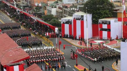 Vota por tu favorito del Desfile Cívico Militar en el concurso organizado por RPP
