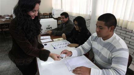 Conozca los referéndum por los que pasó el Perú