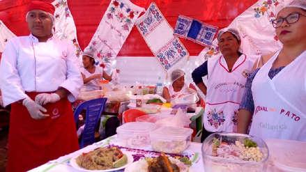 Quince variedades de platos a base de pato se presentan en festival de Callanca