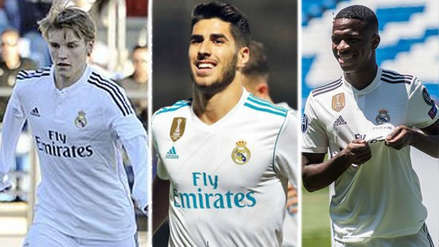 Real Madrid del futuro: el once que vale 200 millones y no pasa de los 23 años