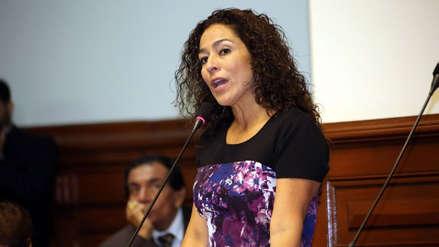 Cecilia Chacón planteó incluir el matrimonio homosexual en el referéndum