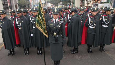 La Policía Nacional del Perú fue elegida por lectores de RPP.PE como la mejor de la Parada y Desfile Cívico Militar