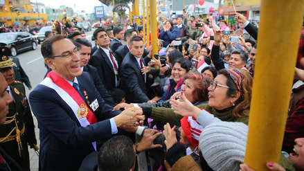 """Martín Vizcarra: """"Tenemos la fuerza de la gente para hacer los cambios que el Perú necesita"""""""