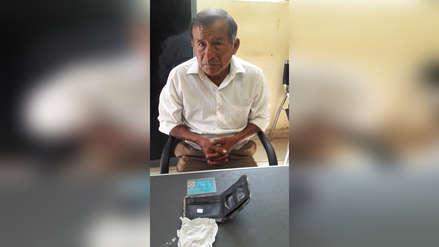 Padre trata de ingresar chip al penal durante visita por Fiestas Patrias