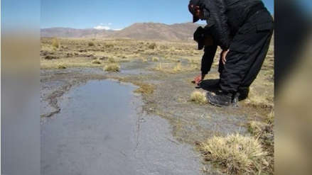 Declaran en emergencia dos pueblos de Quiruvilca por relaves mineros