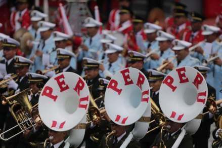 Sigue en vivo la Gran Parada y Desfile Cívico Militar por Fiestas Patrias