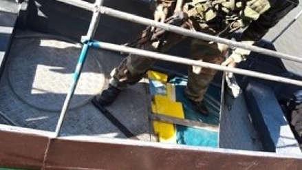 Junín: Policía encontró 248 paquetes de cocaína en embarcación