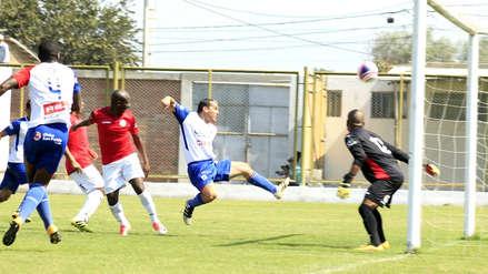 Mannucci cae goleado ante Juan Aurich y peligra su pase a la liguilla