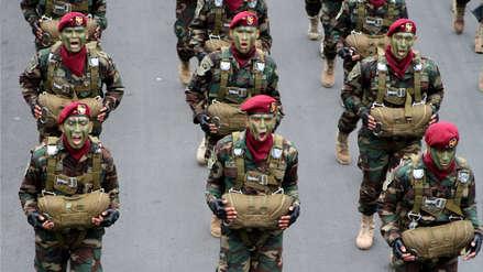 Así se vivió la Gran Parada y Desfile Cívico Militar por Fiestas Patrias