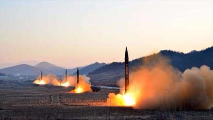 Corea del Norte sigue fabricando misiles, según The Washington Post