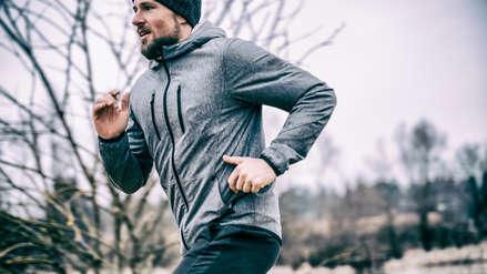 Realizar deporte en invierno evita el envejecimiento celular y cuida la piel