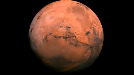 Científicos descartan que Marte pueda