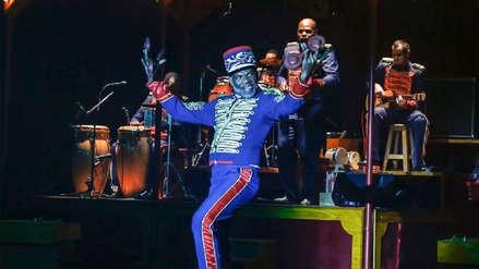 Amador 'Chebo' Ballumbrosio, el mago de la música en La Tarumba