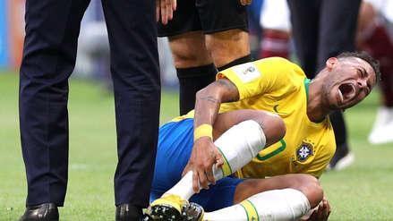 Neymar admitió que exageró ante faltas en Rusia 2018