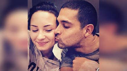 Demi Lovato se recupera con el apoyo de su expareja Wilmer Valderrama