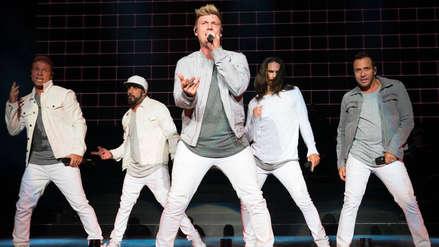 Nick Carter de Backstreet Boys se presentará en Lima en setiembre del 2018