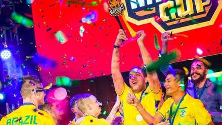 Brasil logra la corona del campeonato mundial de Clash Royale