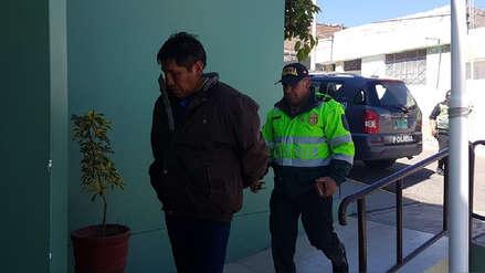 Hombre que agredió a su conviviente y dos policías fue liberado por fiscal
