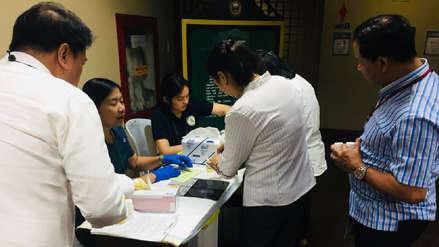 El Senado de Filipinas sorprendió a sus trabajadores con un test de drogas obligatorio