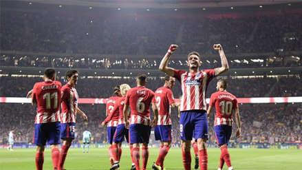 Atlético de Madrid presentó al jugador más costoso de su historia