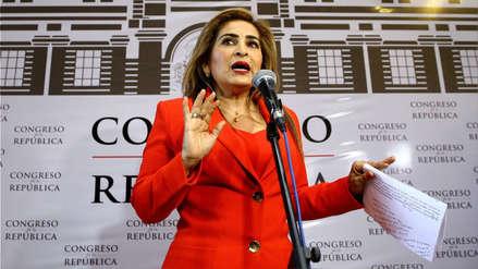 García dijo que recurrirán a todas las instancias legales por rechazo de inscripción a Cambio 21
