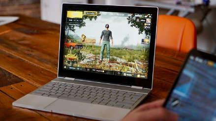 PUBG Mobile llegará a laptops desarrollados por Google