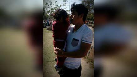 Nueve meses de prisión para sujeto que golpeó a su hijo de dos años
