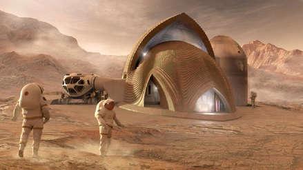 ¿Cómo sería la casa ideal en Marte? Las cinco propuestas que la NASA premió