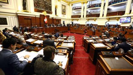El Congreso de la República rechazó la inscripción de la bancada 'Cambio 21'