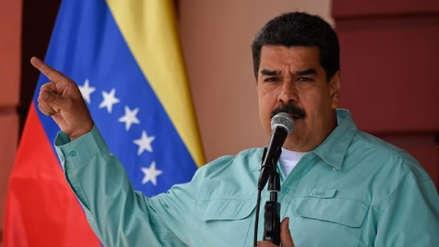 Maduro reconoce su