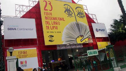 FIL Lima 2018: Las actividades que no te puedes perder este 31 de julio