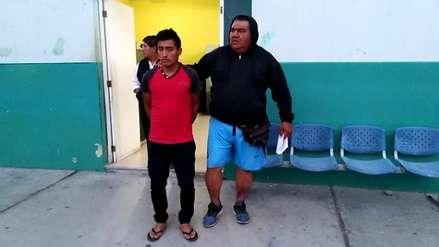 Chiclayo: detienen a obrero buscado por violación en Chota