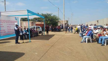 Mejoran sistema de agua potable en sector Juan Tomis Stack de Chiclayo