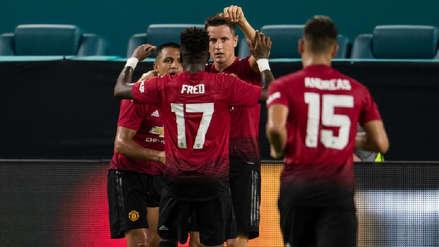 Real Madrid cayó ante Manchester United en su primer duelo en la era post-Cristiano