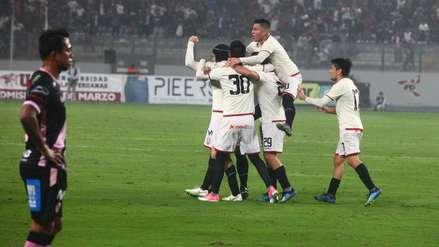 Universitario derrotó a Sport Boys y tuvo su segunda victoria con Nicolás Córdova