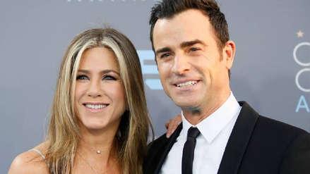Justin Theroux habla por primera vez de su divorcio con Jennifer Aniston:
