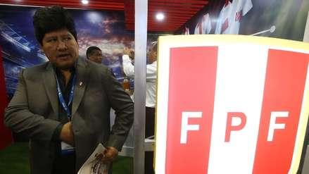 Agremiación de Futbolistas pide que Edwin Oviedo se aparte de la FPF