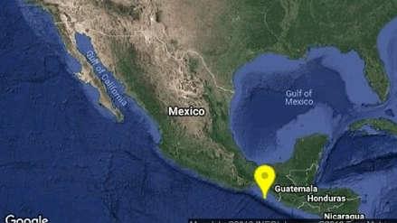 Un sismo de magnitud 5.2 remeció las costas de México