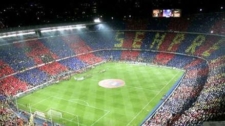 Yihadistas planeaban un atentado contra el Camp Nou, el estadio del