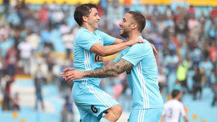 Sporting Cristal goleó a San Martín y es el nuevo líder del Torneo Apertura