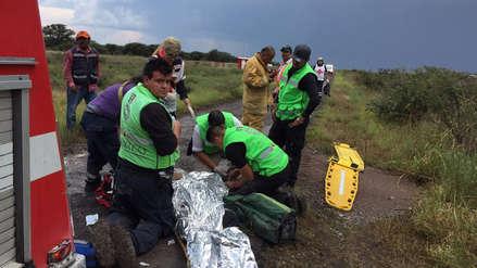 El testimonio de los pasajeros sobrevivientes a la caída de avión en México