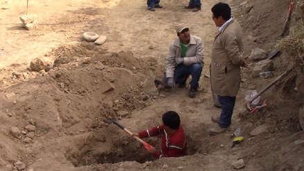 Huancayo: Descubren restos arqueológicos cerca al santuario de Wari Willka