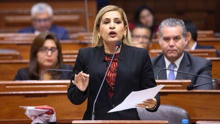 Maritza García: Cambio 21 no comparte el abuso y la obstrucción de Fuerza Popular