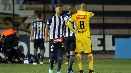 Alianza Lima empató ante Cantolao y sigue a la expectativa del Torneo Apertura