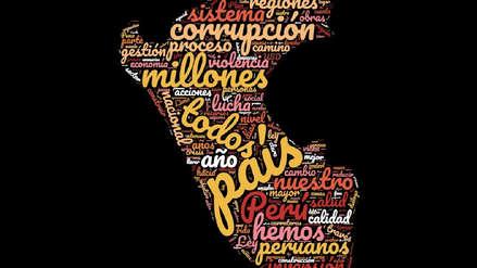 Martín Vizcarra: las palabras que más mencionó en su Mensaje a la Nación por 28 de julio