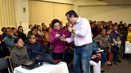 Familia Punto Com llega por primera vez a Pucallpa con taller gratuito de tecnología y educación