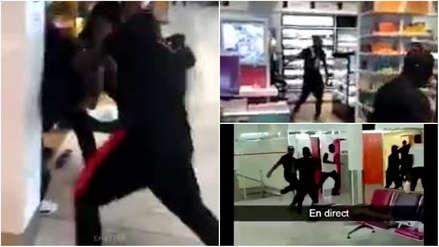 Una pelea entre dos raperos retrasa varios vuelos en un aeropuerto de París
