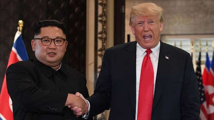 Donald Trump espera reunirse pronto con Kim Jong-un tras recibir los restos de los soldados
